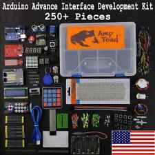 Advanced Arduino Digital Interface Kit - Funduino Sensors TTL Breadboard Shields