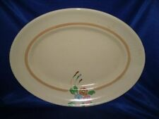 "**RARE** Clarice Cliff 'Nosegay' Large 14"" Serving Platter"