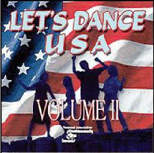 Let's Dance Usa 2 Various Artists MUSIC CD
