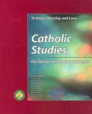 Catholic Studies for Senior Secondary Studies by James Goold House Free Shipping