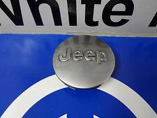 2012 2013 Jeep Wrangler Grand Cherokee Wheel Center Caps Cap Hub Gray Mopar