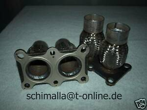 Abgasrohr / Hosenrohr / Flexrohr VW Beetle1,6