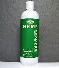 Hemp Shampoo for Sensitive Skin - by G.R.E.E.N Hemp - All Natural - 500ml