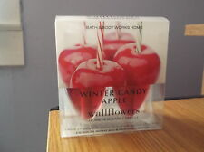 NEW BATH AND BODY WORKS WINTER CANDY APPLE WALLFLOWER REFILLS  PACK OF 2