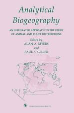 Analytical Biogeography: An Integrated Approach to the Study of Animal and Plant