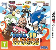 SEGA 3D Classics Collection 3DS CASTELLANO NUEVO PRECINTADO ESPAÑOL