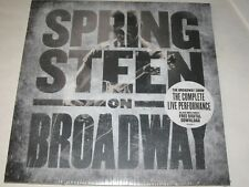 Bruce Springsteen on Broadway  4 LP NEW SEALED  -  FREE SHIP USA