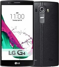 LG G4 US991LD LTE 32GB Unlocked GSM Hexa-Core Android 5.1 Phone - Black Leather