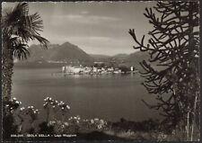 AD4338 Lago Maggiore (VB) - Isola Bella - Cartolina postale - Postcard