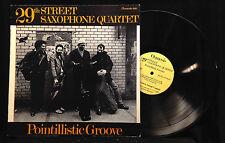 29th Street Saxophone Quartet-Pointillistic Groove-Osmosis 6002-HOLLAND