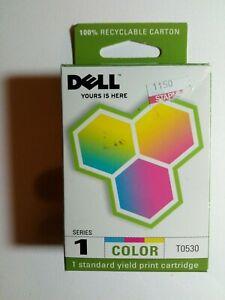 Genuine DELL T0530 Series 1 Color Ink Cartridge A920 720 Printer [Exp. Jan/2010]