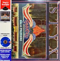 Styx - Paradise Theater Lim. Translucent Dark Blue Vinyl LP 1000 Worldwide NEU