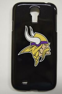 NEW NFL MINNESOTA VIKINGS PHONE COVER FOR GALAXY S4 BRAND NEW FACTORY SEALED