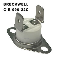 Breckwell Pellet [Pp3321] Low Limit Ceramic Proof Of Fire Switch C-E-090-22C