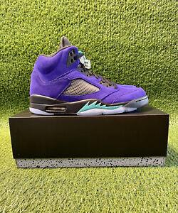 Nike Air Jordan 5 Grape UK 9