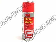 3M - PHOTO MOUNT - COLLA SPRAY PERMANENTE - 400 ml
