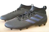 Adidas Ace 17.3 Primemesh FG Firm Ground Football Boot Mens Size UK 8 Black XAD