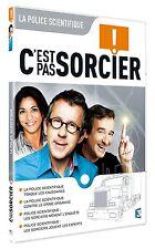 """DVD """"C est Pas Sorcier La police scientifique"""""""