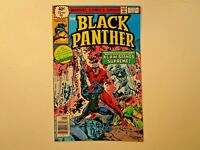 1978 BLACK PANTHER # 15 IN VERY FINE + CONDITION, WITH KLAW & AVENGERS