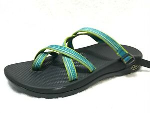 Chaco Z2 Classic Green Women Sandals, 8