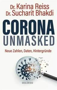 Corona unmasked Karina (Prof. Dr.) Reiss Taschenbuch NEU