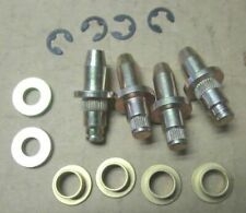 CHEVY GMC PICK UP DOOR HINGE PIN PINS BUSHING REPAIR KIT