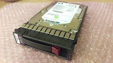 HP 450GB 3.5'' LFF Dual Port SAS 3G 15K Hard Drive 454274-001 454232-B21 G6 G7