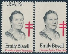 """#1823 Var """"Emily Bissel"""" (2) Diff Major Perf Shifts, One W/O Denomination Bs7894"""