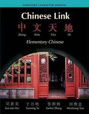 Chinese Link: Zhongwen Tiandi Simplified Character Version, Tian, Weizhong, Wu,