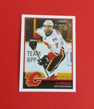 2017/18 Panini Hockey TJ Brodie Sticker #268***Calgary Flames***