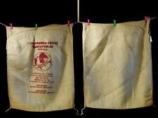 Burlap coffee bags from India, Jute sack, Used coffee bag from India, Zero Waste