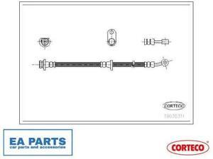 Brake Hose for HONDA CORTECO 19032311 fits Rear Axle