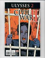 CIVIL WAR 11: ULYSSES #2 NOV 2016 MARVEL COMIC.#117382D*1