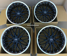 "18"" MRR GT1 Wheels For BMW F22 F23 228i 235i 18-Inch Staggered Rims Set of (4)"