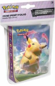 POKEMON Vivid Voltage Pocket Album + 1 card packet (10 cards) FREE SHIPPING