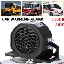 1Pcs Car Horn 110db Car Reversing Backup Buzzer Horn Alarm Siren Speaker 12V-24V