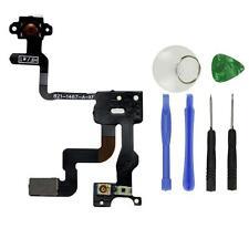Proximity Light Sensor Power Button Flex Cable Ribbon for iPhone 4S + Tools US