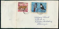Mayfairstamps Burundi Bird Stamps to Germany Cover wwg4855