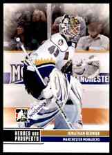 2009-10 In the Game Heroes and Prospects Jonathan Bernier #41