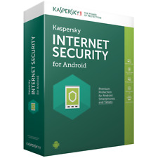 KASPERSKY INTERNET SECURITY 2018 for ANDROID 6 Mon Glob Tablet Mobile not Pc
