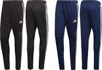 adidas Mens New Tiro 19 Pants Bottom Tapered Football Fit Black Navy S M L XL2XL