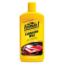 Original Formula 1 CARNAUBA WAX Car Liquid Polish 16oz High Performance