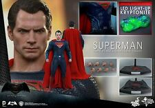 HOT TOYS 1/6 BATMAN V SUPERMAN DAWN OF JUSTICE MMS343 EXCLUSIVE KAL-EL FIGURE