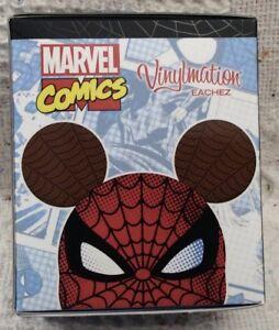 Vinylmation Spider-Man or Peter Parker Masked Marvel LE 2500 Blind Box