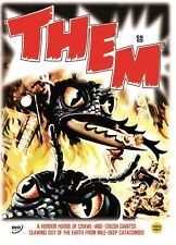 Them,1954 (DVD,All,Sealed,New) James Whitmore