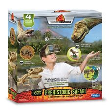 Virtual Explorer Prehistoric Safari 4-in-1 VR AR hands-on play and learning s...