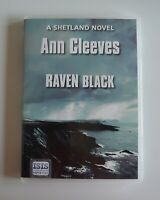 Raven Black - by Ann Cleeves - MP3CD Unabridged Audiobook