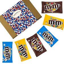 M&M's American Chocolate Selection Gift Box - Chocolate, Crispy & Peanut
