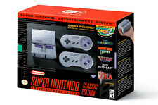 Super Nintendo Entertainment System: SNES Classic Edition (BRAND NEW!)