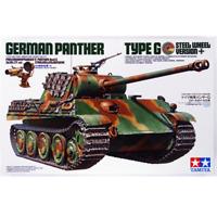 Tamiya 35174 German Panther Type G Steel Wheel Version 1/35